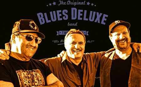 JOE ZOOK AND BLUES DELUXE